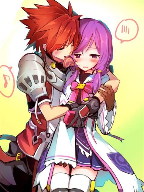 Gamis Aiisha 24 best elsword images on anime couples elsword and anime chibi