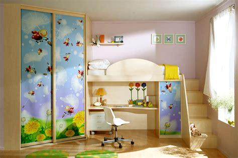 kids bed room interior of kid s bedrooms home reviews