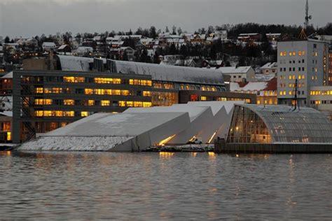 Tromso Northern Lights The Polaria Tromso Norway