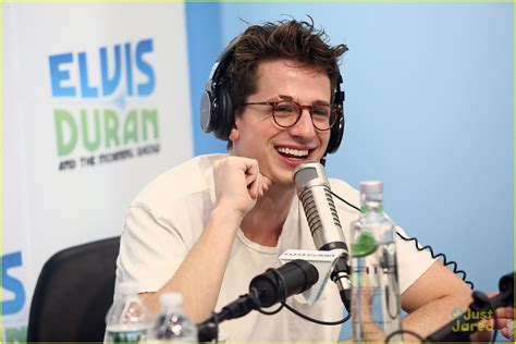 charlie puth just for show charlie puth learned how to perform after his songs took