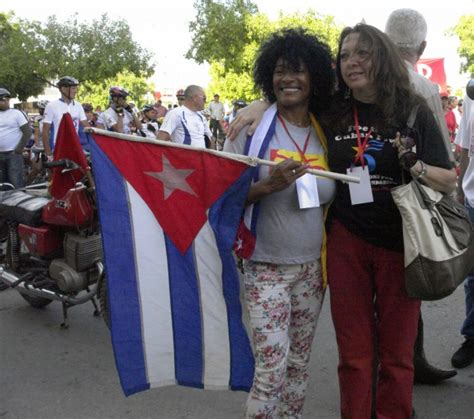 los cinco y el holgu 237 n capital mundial de la solidaridad fotos cubadebate
