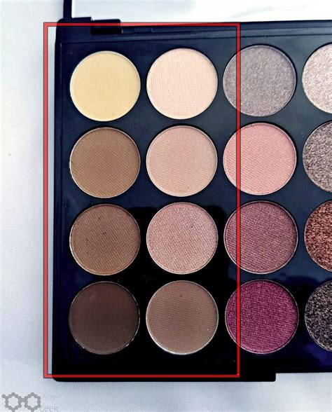 Original Brown Ultra Eyeshadow Palette Preloved the ultimate makeup revolution flawless ultra 32 eyeshadow palette review