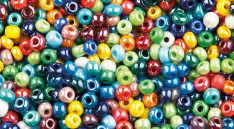 Seed beads rocailles 1
