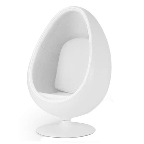 fauteuil oeuf blanc fauteuil oeuf pod chair blanc blanc fauteuil topkoo