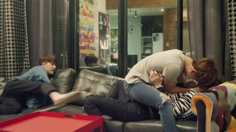 Bedroom Lullaby Kisses In The by Which Boy Of Exo Next Door Is Likely To Move Into Your