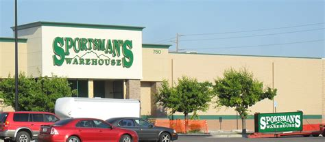 some economic recovery sportsman s warehouse returns to