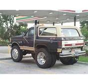 Dually Ford Bronco  Cars That Put A Smile On Your Face