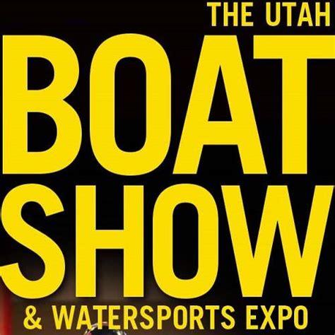 utah boat show 2017 utah boat show watersports expo crest pontoon
