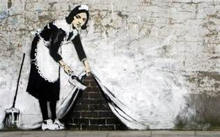 Think Like A Man Act Like A Woman Movie by Beautiful Carnage Art By Banksy