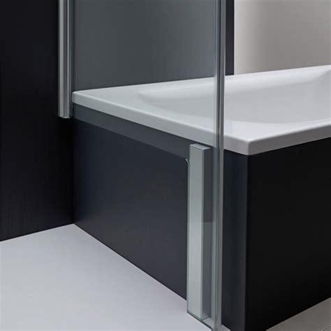 duschabtrennung neben badewanne fishzero duschabtrennung dusche neben badewanne