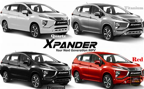 expander mitsubishi red mitsubishi xpander indonesia review 2018 otofreak com