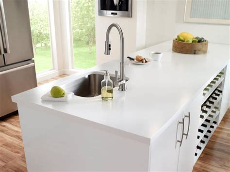 white corian countertop kitchen dupont corian 174 solid surfaces corian 174