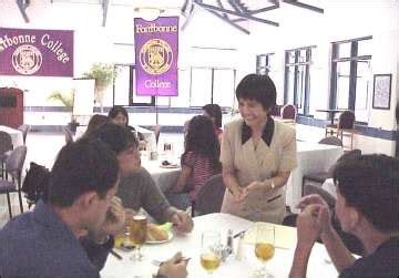 Fontbonne Mba by Fontbonne College Welcomes 29 Mba Students From Aletheia