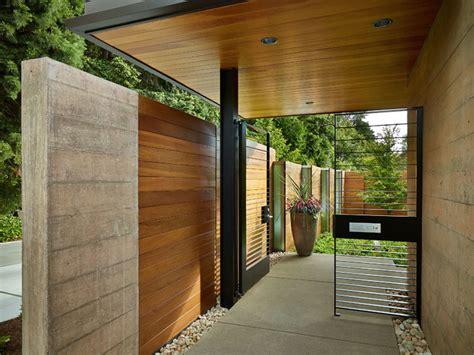 moderne schlafzimmer 1423 courtyard house modern garten seattle deforest