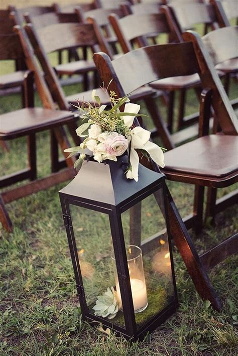 Wedding Aisle Decorations With Lanterns by 118 Best Aisle Decoration Ideas Images On