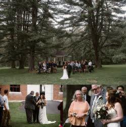 Neika   Josh: Anchor Village Wedding Shippenville PA