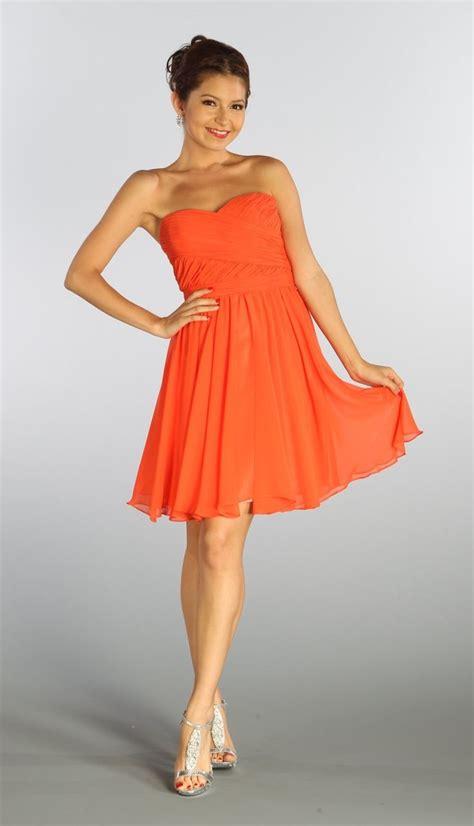 Dress Wanita Orange 247 best images about orange blue and purple wedding on