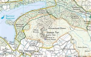 caves in colorado map dartmoor