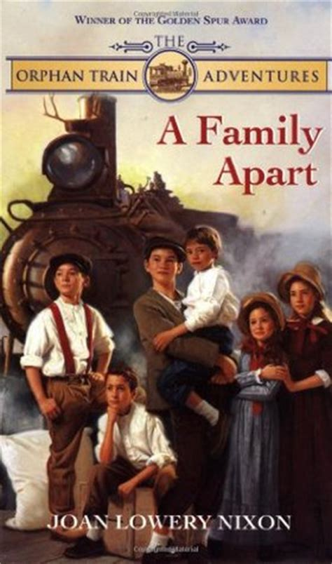 the one apart a novel books a family apart orphan adventures 1 by joan