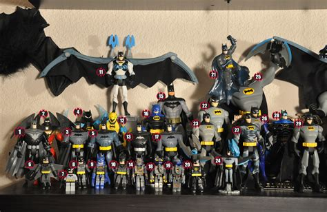 Batman Collection eclectorama battle for the cowl batman collection reveal