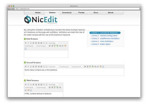 best wysiwyg editor 14 best wysiwyg html editors web graphic design bashooka