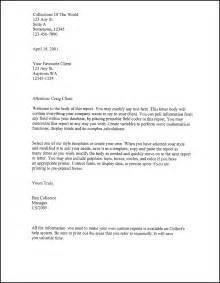letter sample formal letters templates professional