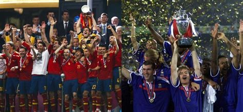 the uefa european football 1780972334 the complete history of previous winners in the uefa euro cup
