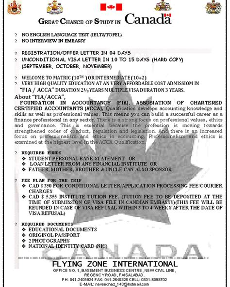 Offer Letter For Student Visa Ielts Study Visa Canada Driverlayer Search Engine