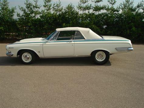 1963 dodge monaco dodge polara dodge cars