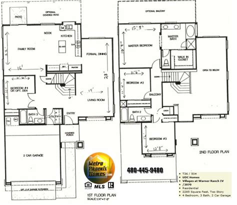 4 Bedroom 2 Storey House Plans by House Floor Plans 2 Story 4 Bedroom 3 Bath Plush Home