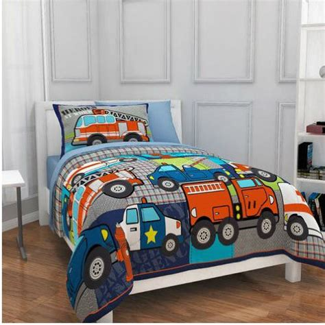 firetruck bedding kids boys and teen bedding sets ease bedding with style