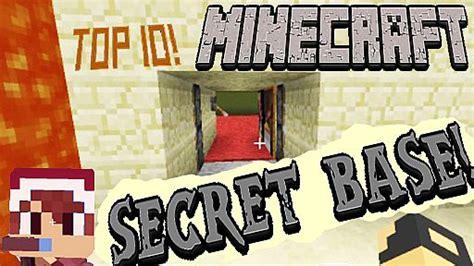 top 10 secret rooms top 10 secret bases in minecraft 2014 rooms secret doors no mods minecraft