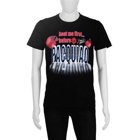 T Shirt Team Pacquiro t shirt clothing for for sale mens shirt clothing