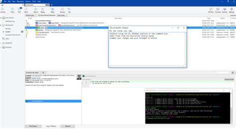 tutorial git desktop sourcetree download install and learn the atlassian git