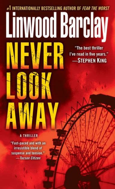 never look away 0752897438 never look away by linwood barclay paperback barnes noble 174