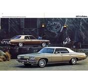 1973 Buick LeSabre  Information And Photos MOMENTcar