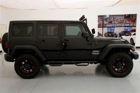 jeep wrangler sport tire size 2012 jeep wrangler unlimited sport led spotlights nitto tires
