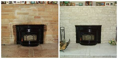 What Type Of Paint To Use On Brick Fireplace by Fireplace Decorating Painting Fireplace Brick