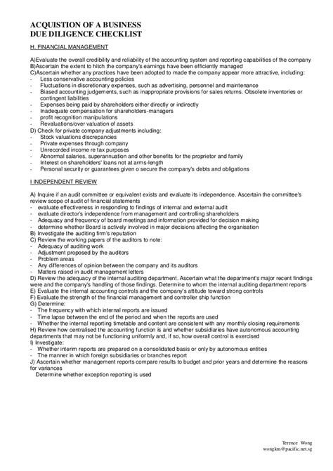sle due diligence report template tax due diligence report sle 28 images due diligence
