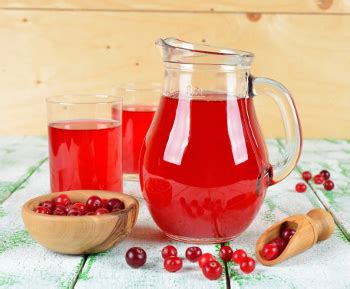 Does Cranberry Juice Help Detox by Detox Drinks To Lose Weight