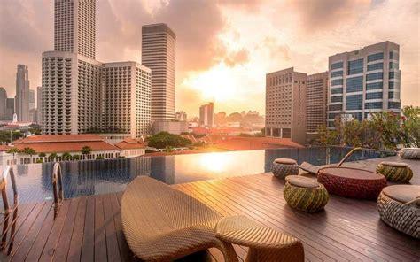 boutique hotels  singapore telegraph travel