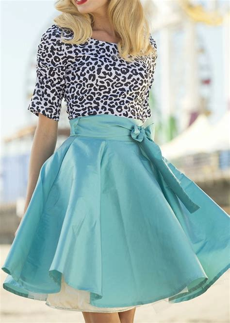 blue swing skirt 17 best ideas about swing skirt on pinterest fashion