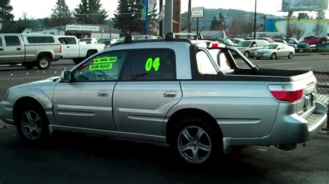 auto air conditioning service 2004 subaru baja electronic valve timing 2004 subaru baja turbo sport utility pickup youtube