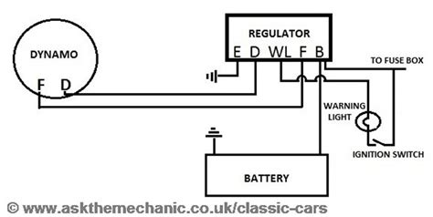 dynamo to alternator conversion wiring diagram 46 wiring