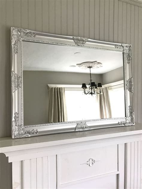 Ornate Bathroom Mirror 17 Best Ideas About Ornate Mirror On Floor Mirrors White Bedroom Decor And Bedroom