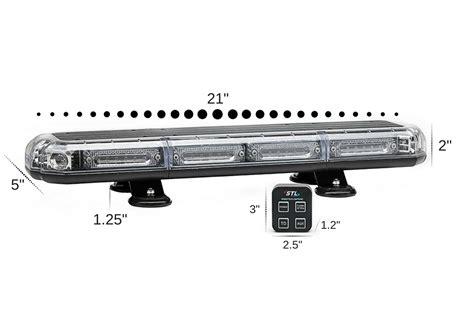 micro mini led lights k force micro 21 quot linear led mini light bar m kfml21 stl