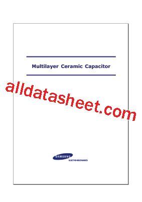datasheet capacitor samsung cl10c101jb8nnnc datasheet pdf samsung semiconductor