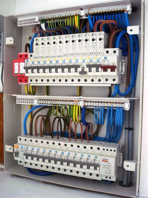 electrical db wiring best 25 distribution board ideas on home