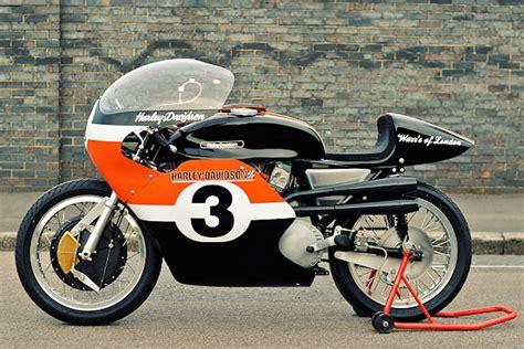 Motor Halrey Racing a harley davidson xr750tt race bike motorsport retro