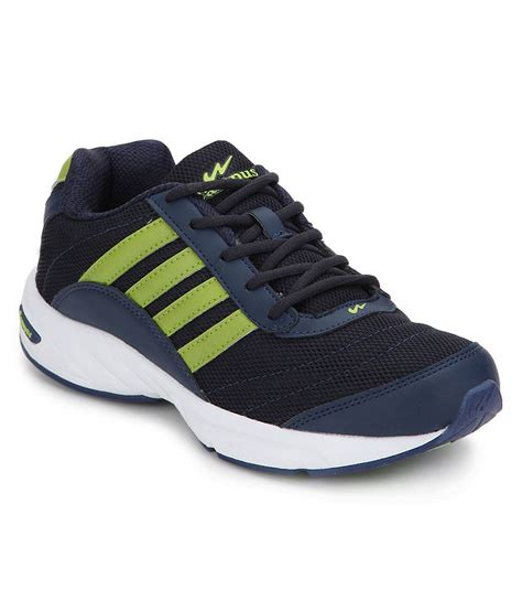 cus blue lifestyle sports shoes price in india